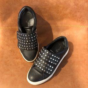 JSlides Women's Accent Fashion Sneaker